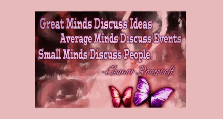 Great Minds 2